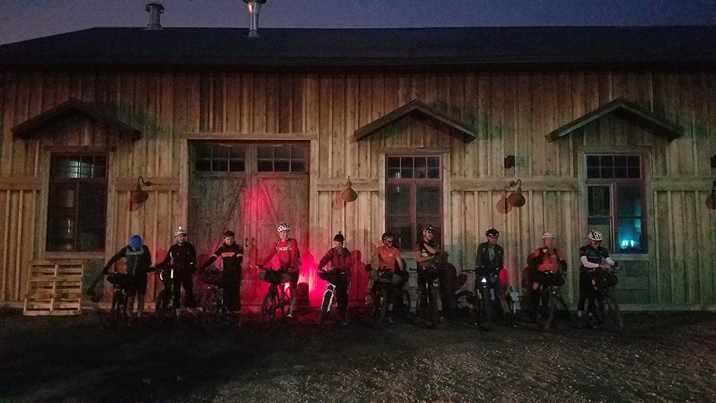 2016 Black Hills Expedition group start